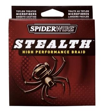 Spiderwire Stealth Braid (trenzada)